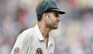 hussey wary of indians pride and experience -...