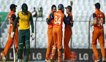icc world t20 south africa vs netherlands...