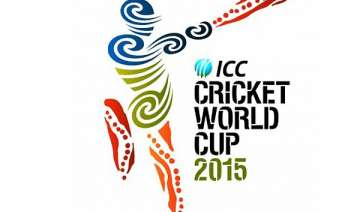 icc unveils world cup 2015 logo - India TV
