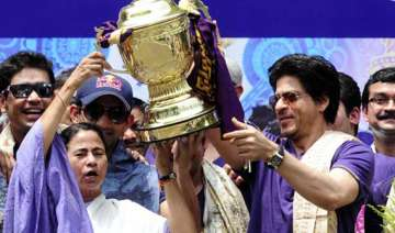 ipl 7 kkr given royal felicitation at eden -...