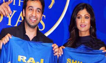 ipl spot fixing raj kundra shilpa placed bets in...
