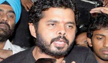 ipl spot fixing will take up sreesanth issue says...