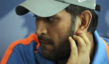 i feel awful...because i miss my parents dhoni -...