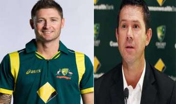 if ponting had issues he should have approached...