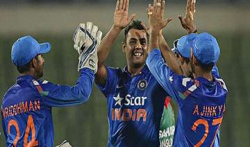 ind vs ban to be in top 10 in the world is...