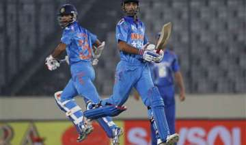 asia cup india beat afghanistan with bonus point...