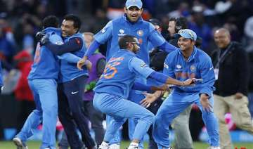 india set eyes on tri series leave for west...