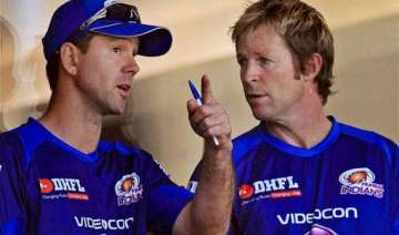 mumbai indians rope in ponting as head coach -...
