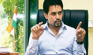 no player is above the game anurag thakur - India...