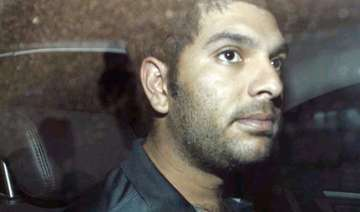 yuvraj down with dengue out of monday s match -...