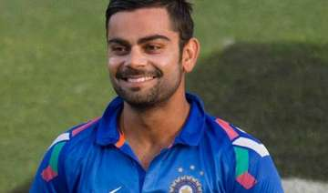 kohli best placed indian at no. 2 in icc odi...