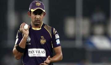 gambhir donates rs.4 lakh to cash strapped ice...