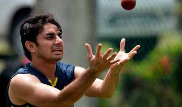 pcb not happy with ajmal for rushing icc bowling...