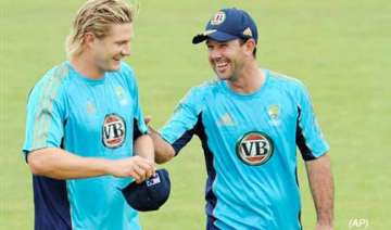 pride the priority for ponting after series loss...
