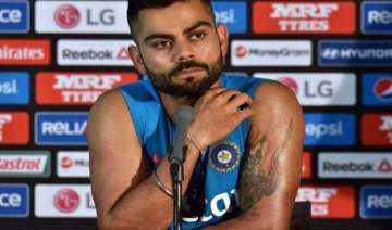 disappointed at media treatment after world cup...