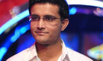 ganguly to play for bengal in ranji trophy -...