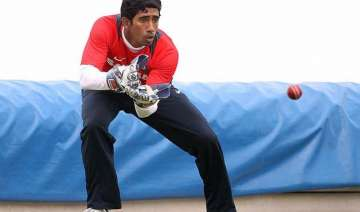 wriddhiman saha deserves to be keeper in tests...