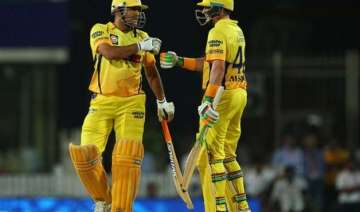 ipl 8 csk beat rcb by 3 wickets enter record 6th...