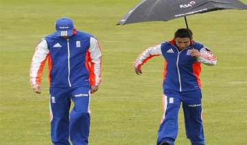 ireland england odi abandoned because of rain -...