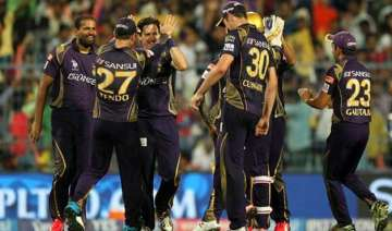 ipl 8 kkr look to end home run on a high - India...