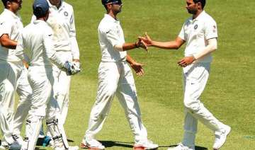 tough for bowlers on flat pitch mohammad shami -...