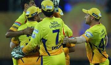 chennai beat delhi by one run in ipl 8 - India TV