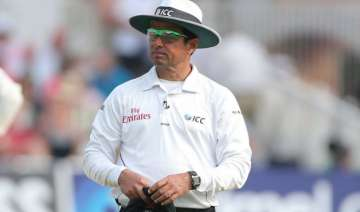 pcb to seek help from aleem dar to improve umpire...