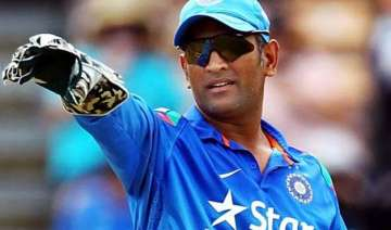 dhoni no longer the player he used to be...