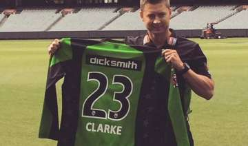 michael clarke to captain melbourne stars in big...