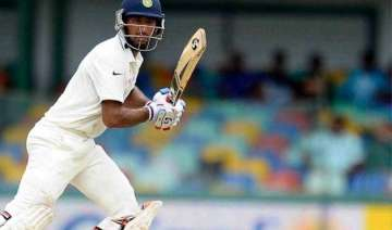 3rd test day 2 india reaches 119/4 against sri...