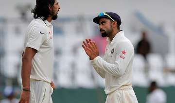 3rd test day 3 india on sticky wicket despite...