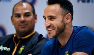 we let india gain confidence says south africa...