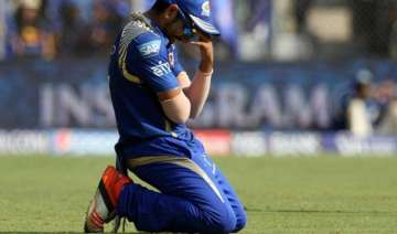 ipl 8 we had an off day on the field says rohit...