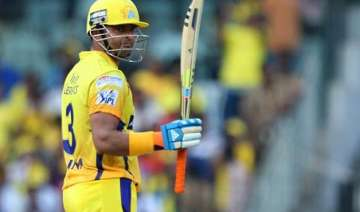 ipl 8 csk post 148/9 against rcb - India TV