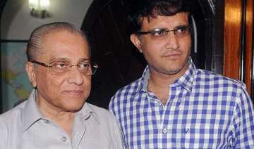 bcci in safe hands with dalmiya at helm says...