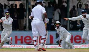 galle test day 3 india sniff victory after sri...