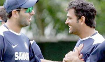 we will miss yuvraj in asia cup dhoni - India TV