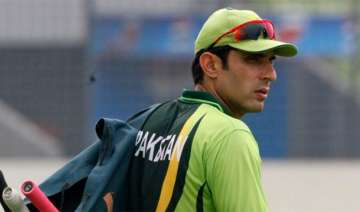 misbah ul haq to retire from odis after world cup...