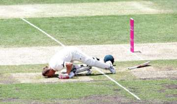 warner dubs first ton at scg as special - India TV
