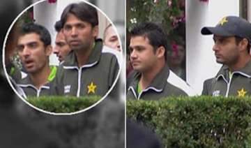tainted trio to sit out of practice game face...