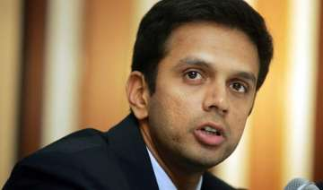 rahul dravid supports bcci stand on chucking -...
