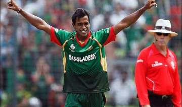 court allows bangladesh cricketer rubel to play...