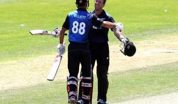 nz vs sl record ronchi elliott stand powers nz to...