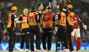 ipl 8 upbeat sunrisers take on kings xi eye play...
