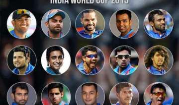 indian squad for wc tri series announced jadeja...