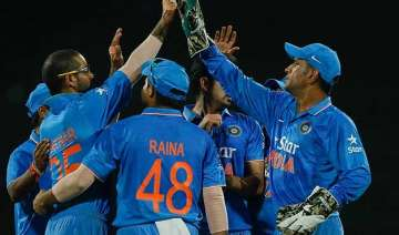 4th odi india level series with a convincing 35...