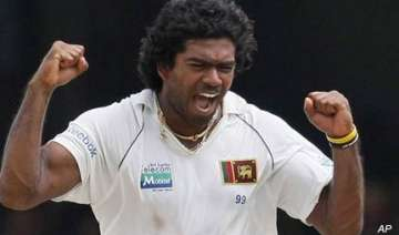 275 will be decent score to defend malinga -...