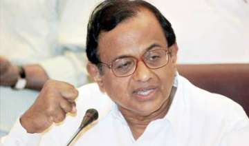 chidambaram unhappy over services decision not to...