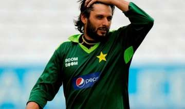 pakistan captain shahid afridi open to changes in...