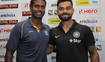 angelo mathews we want to beat india for retiring...